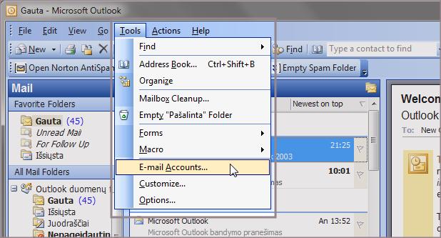 Updating an access 2007 application