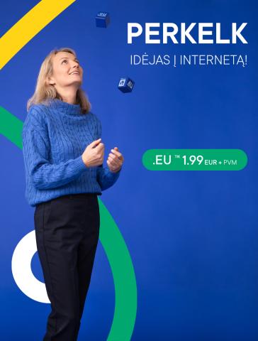 .EU domeno akcija
