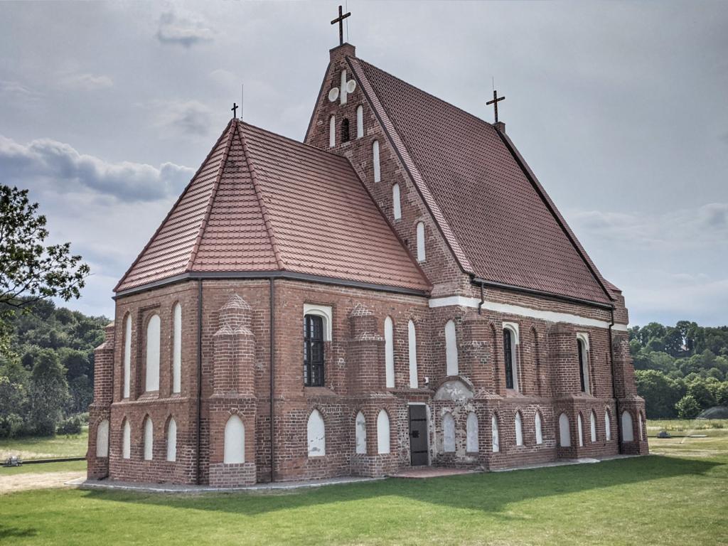 Zapiškio bažnyčia