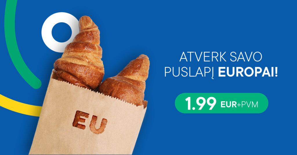 .EU domenų akcija
